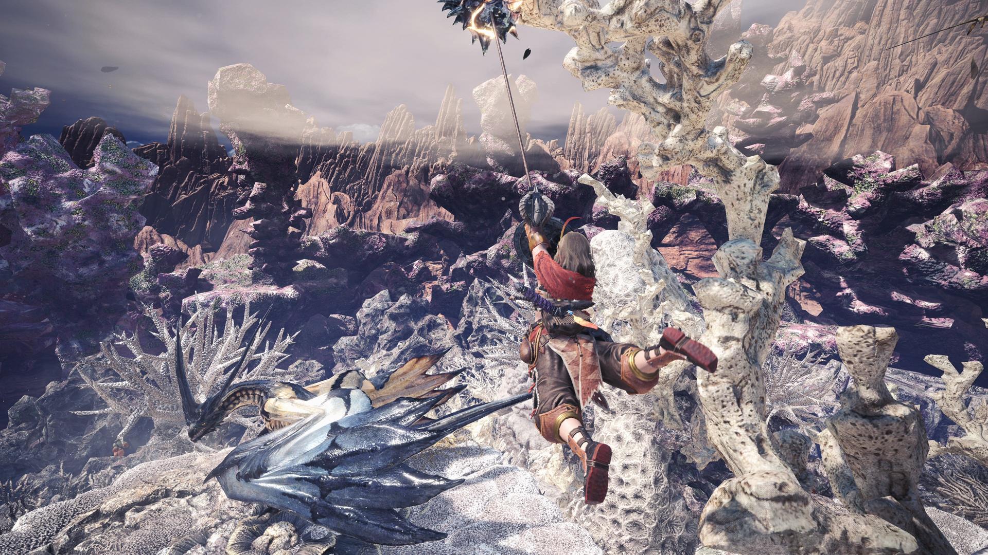 怪物猎人:世界/怪物猎人世界冰原/猛汉王/MHW-爱游·幻想