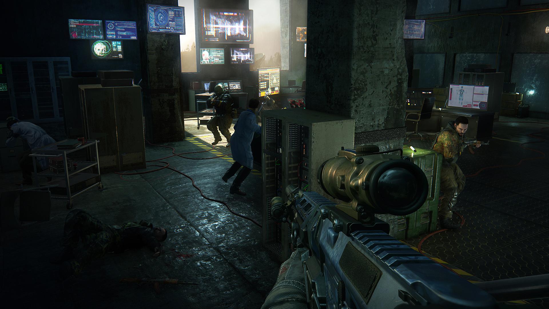 狙击手:幽灵战士3-爱游·幻想