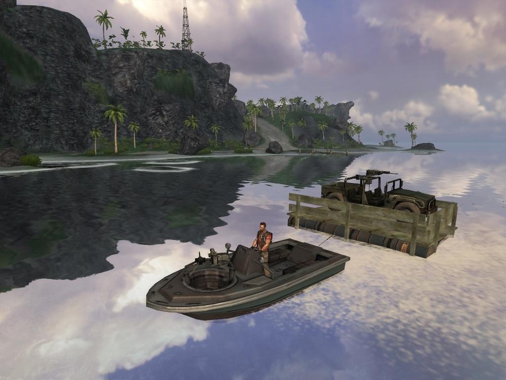 孤岛惊魂1-爱游·幻想