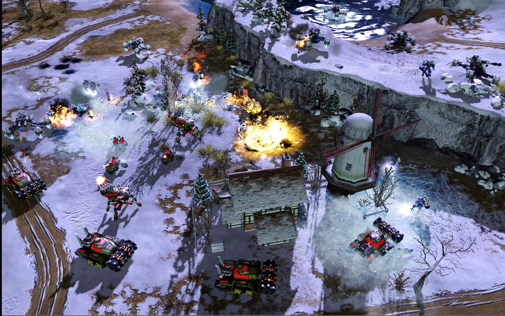 红色警戒3:起义时刻/红警3-爱游·幻想