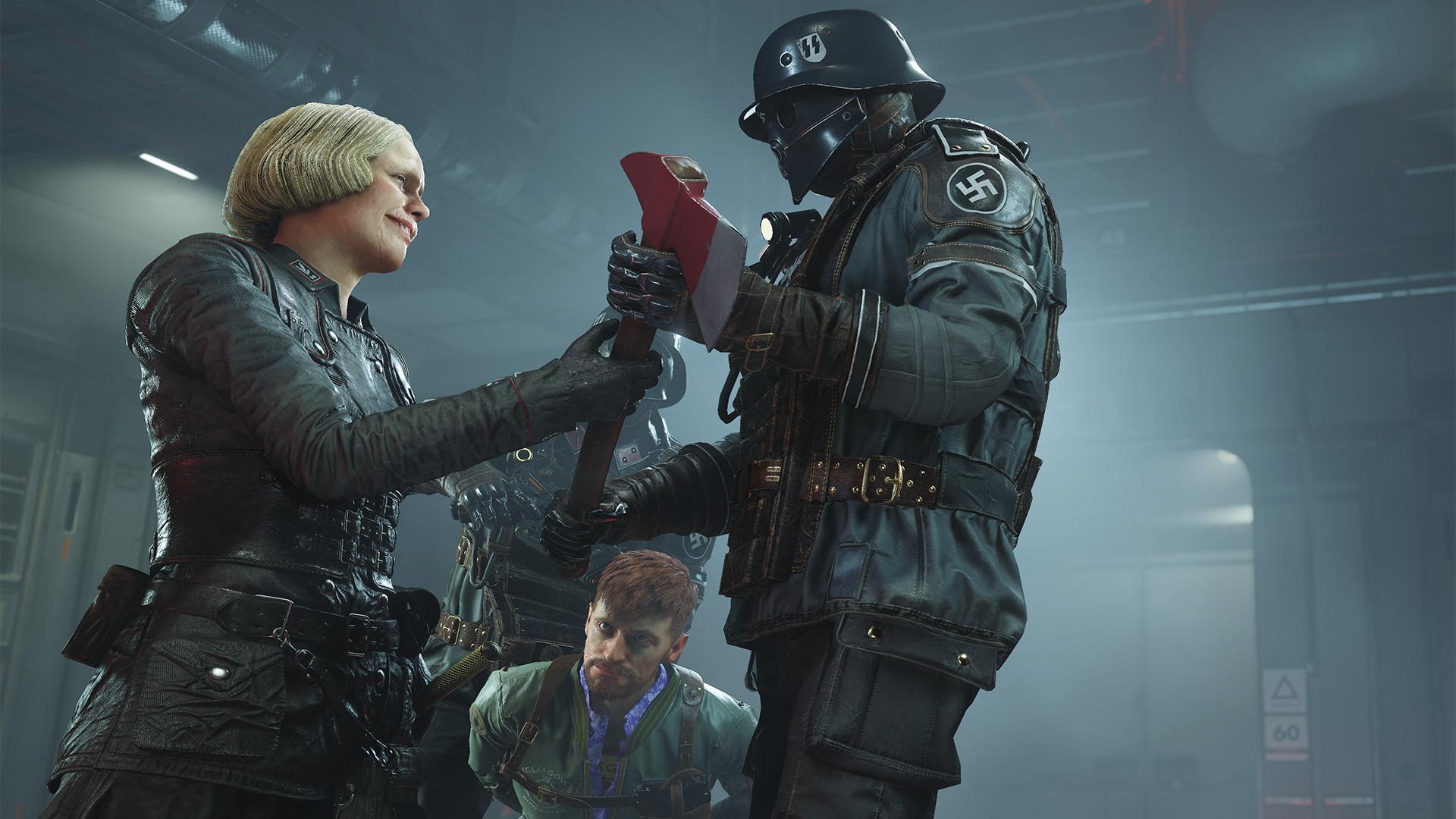 德军总部2:新巨像/新巨人【赠+1代+旧血脉+新序章】-爱游·幻想