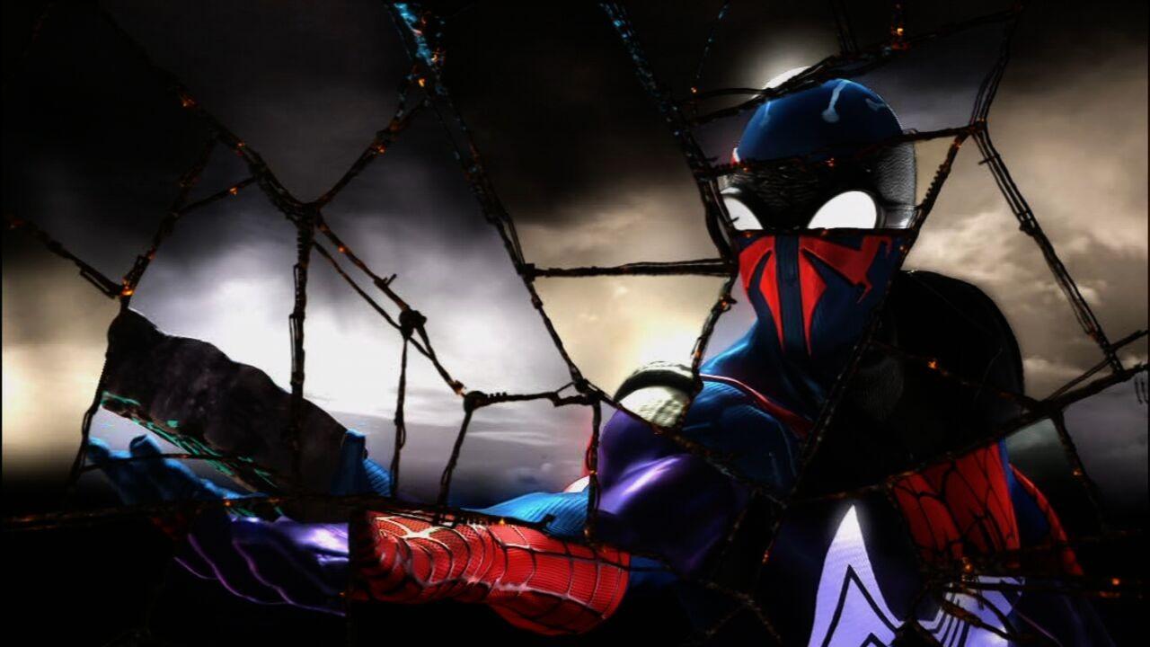 蜘蛛侠:破碎维度-爱游·幻想
