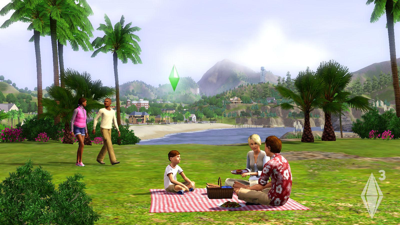 模拟人生3-爱游·幻想