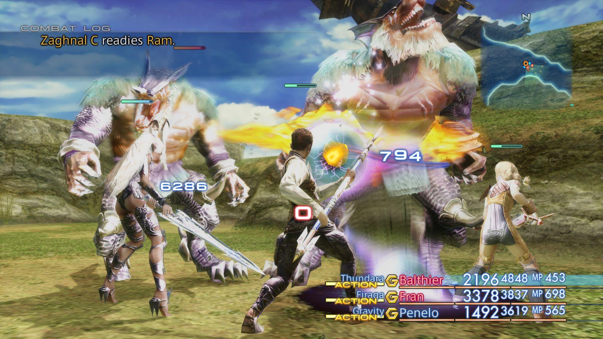 最终幻想12:黄道时代-爱游·幻想