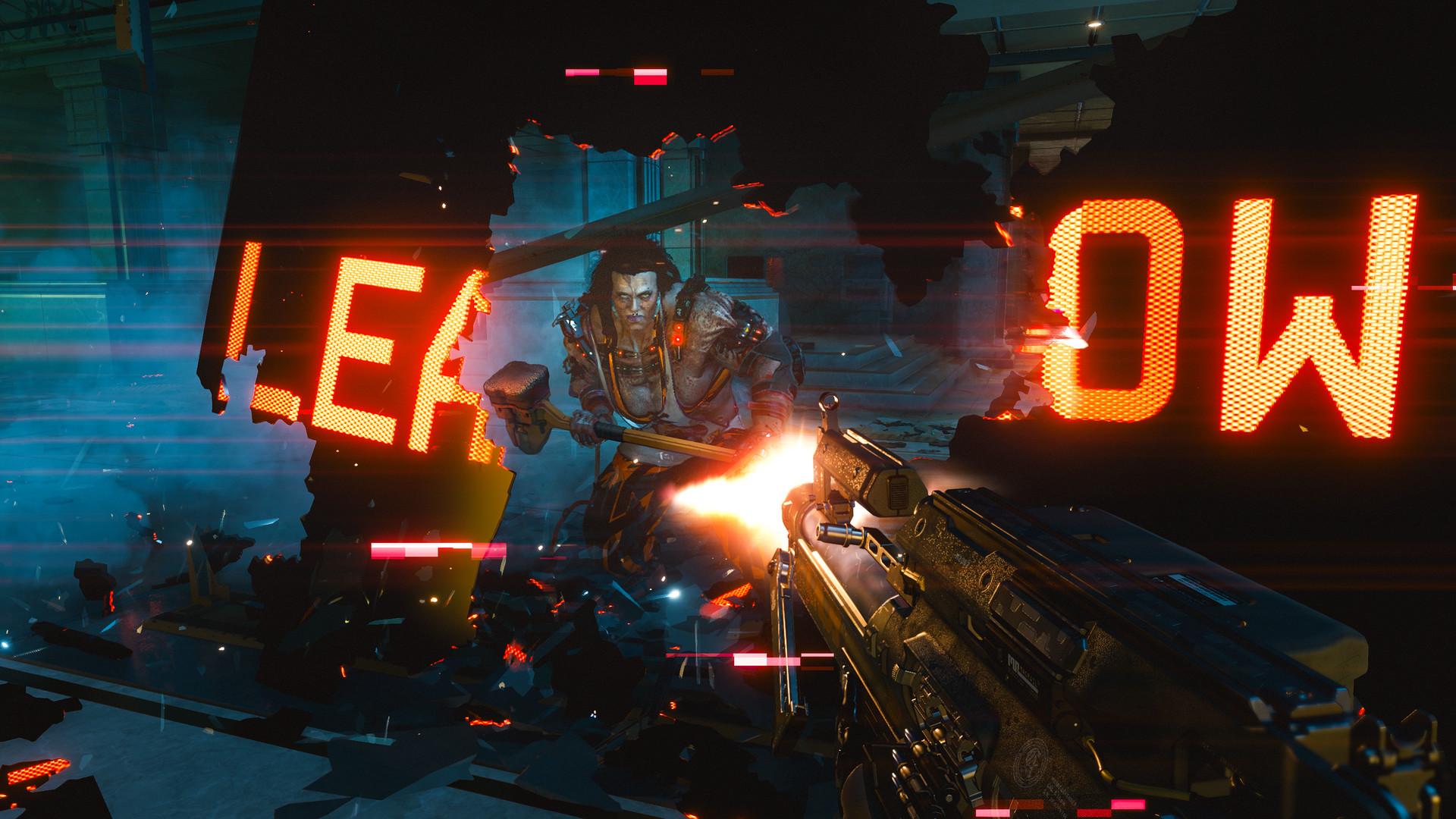 赛博朋克2077/Cyberpunk2077-爱游·幻想