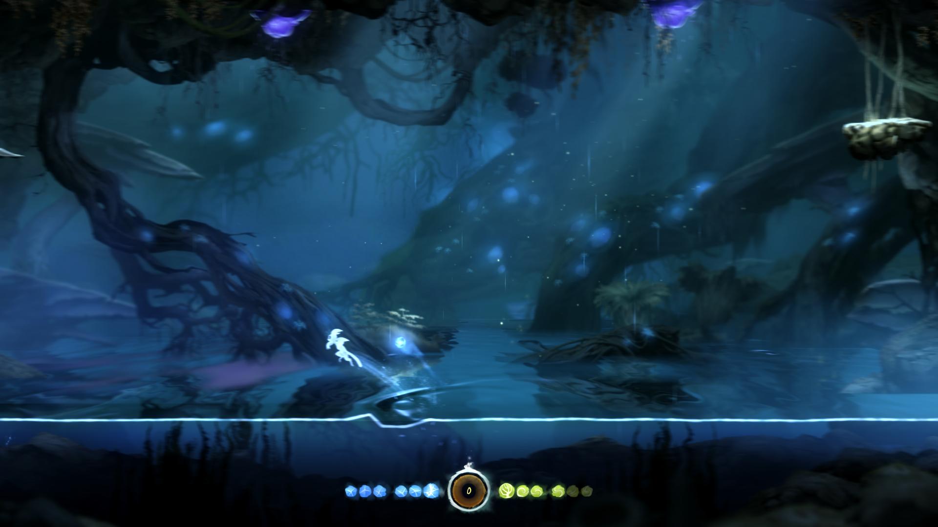 奥日与黑暗森林:终极版/精灵与黑暗森林-爱游·幻想