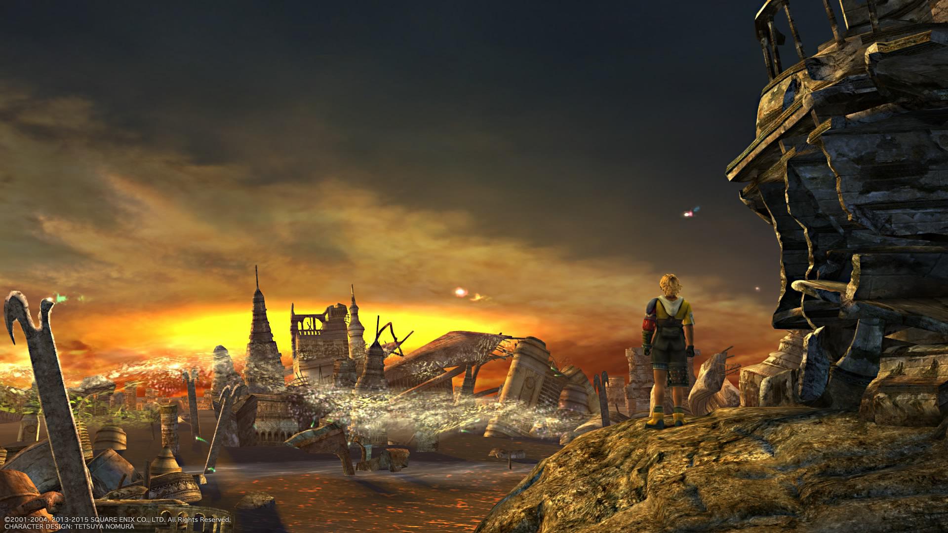 最终幻想10/10-2 HD重制版-爱游·幻想