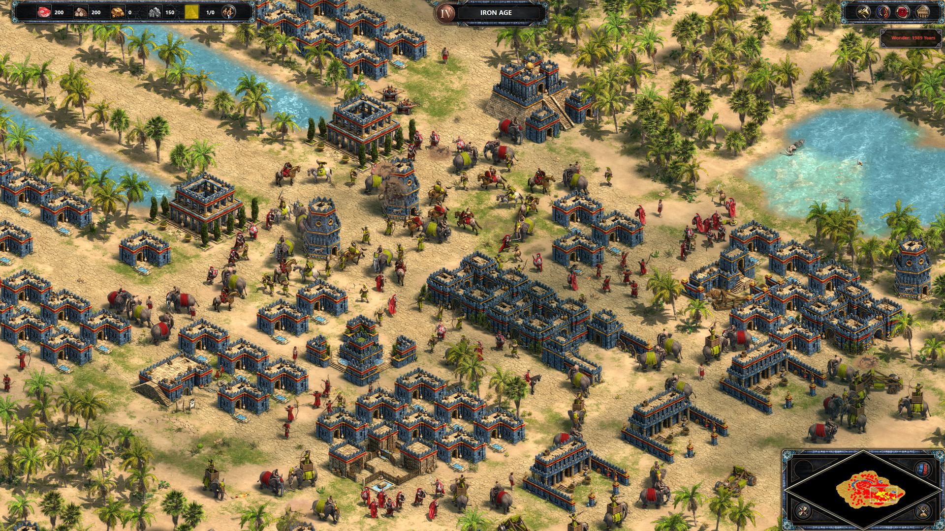 帝国时代:终极版-爱游·幻想