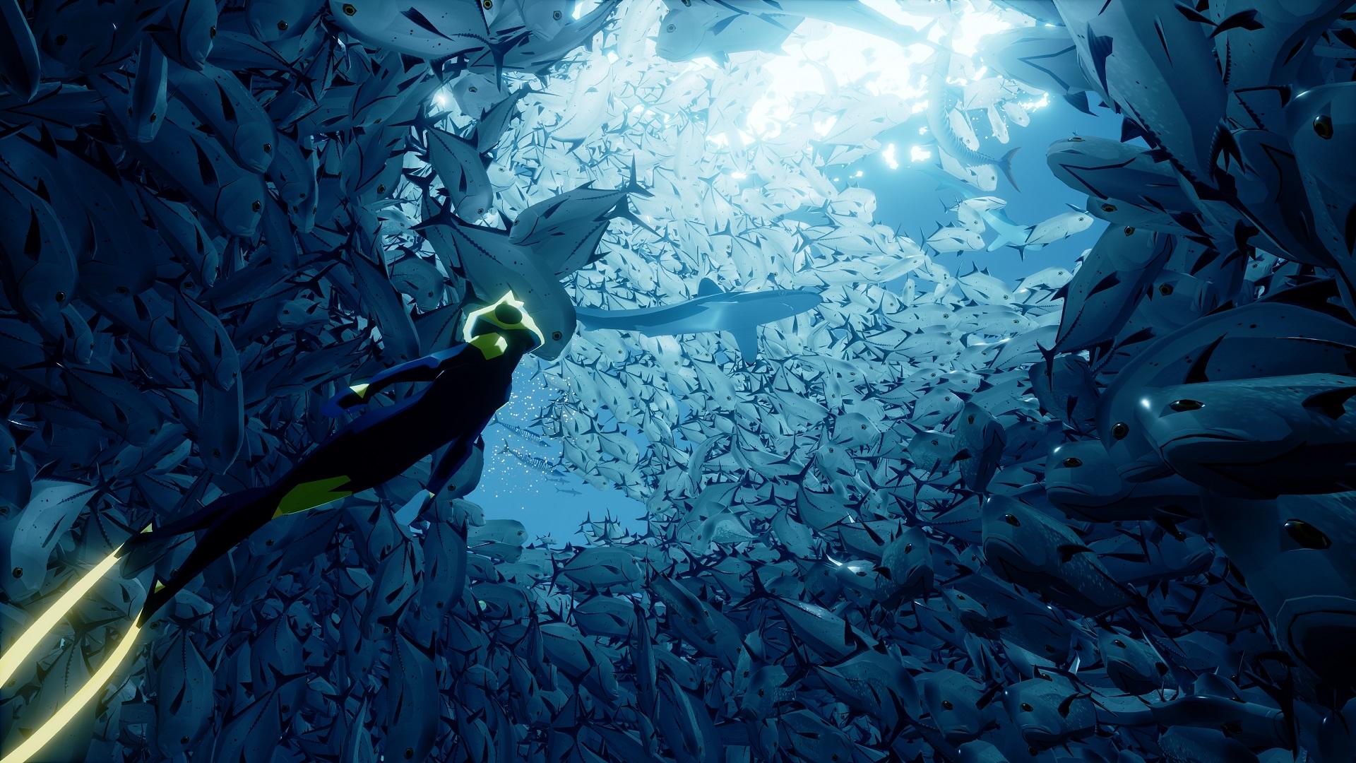 ABZU/智慧之海/海洋探索/深海探险-爱游·幻想