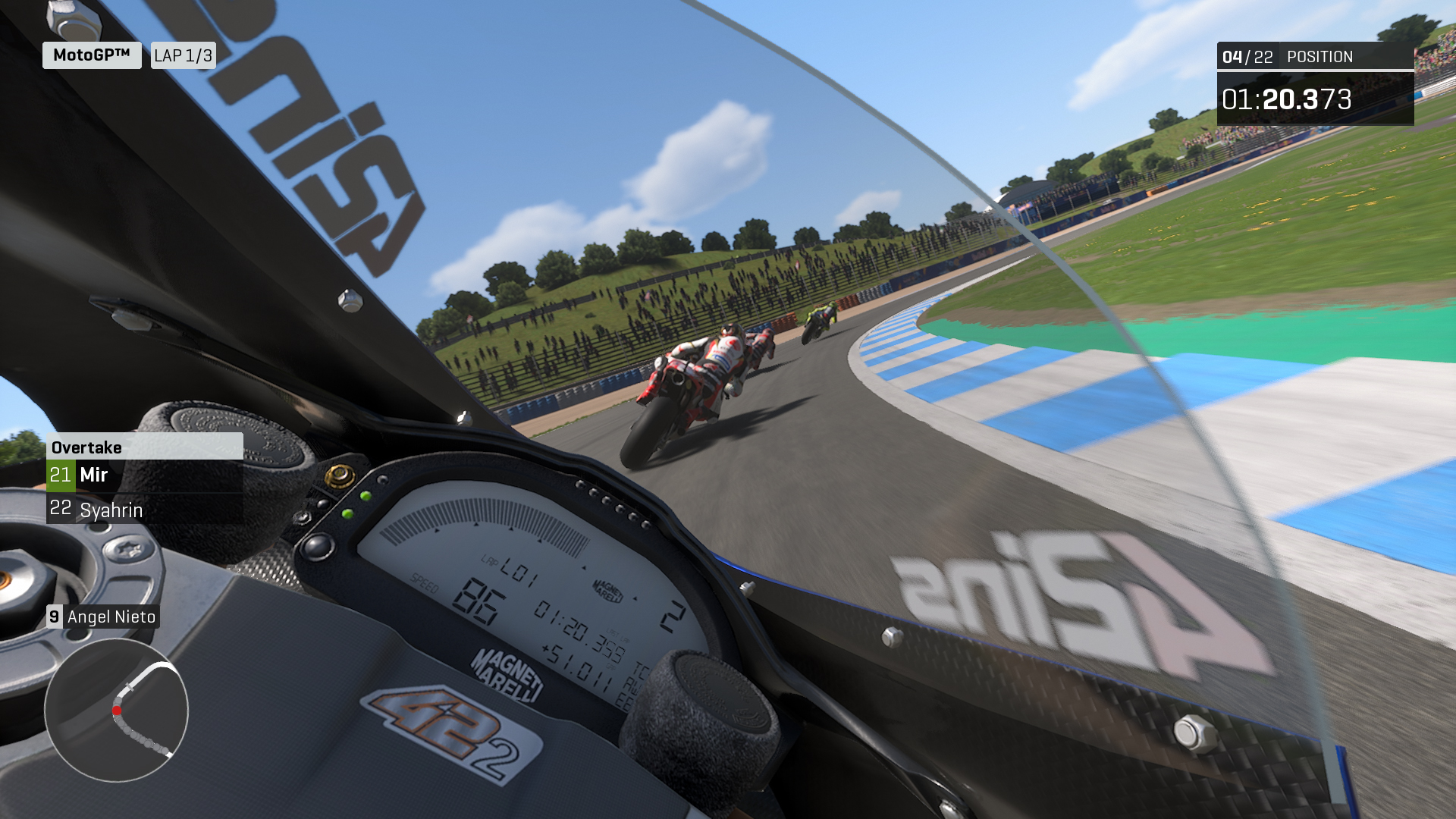 世界摩托大奖赛20/摩托GP20-爱游·幻想
